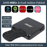 Android Mediabox M8s+