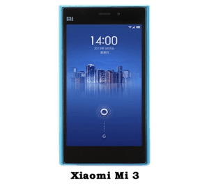 Xiaomi Mi 3 price in bangladesh
