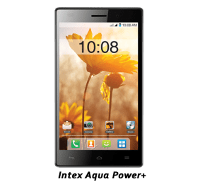 intex aqua power+ price in Bangladesh