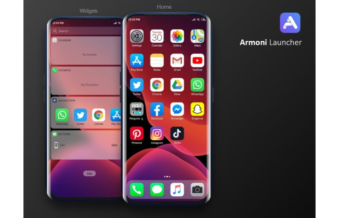 Armoni Launcher Best Android apps of the week