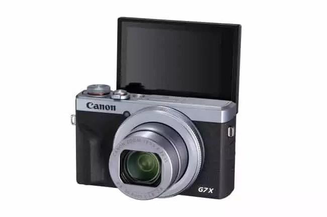 Kamera Vlog Canon Powershoot G7 X Mark III Calon Favorite Para Vlogger