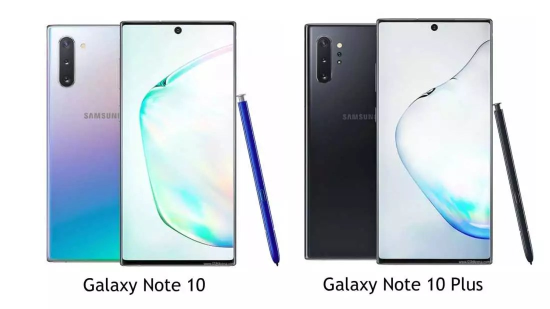 Samsung Galaxy Note 10 VS Galaxy Note 10 + Plus, Kupas Tuntas Perbandingan Spesifikasi