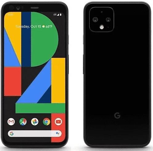 Render Google Pixel 4 Apakah ini Tampilan Resminya?