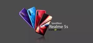 Realme 5s Spesifikasi Lengkap dengan Kelebihan dan Kekurangan