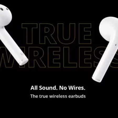 Belum Resmi Dirilis, Harga Realme Buds Air dengan Wireless Charging Bocor