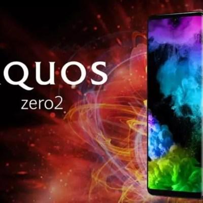 Sharp AQUOS Zero2 Resmi Diluncurkan Membawa Teknologi layar 240Hz
