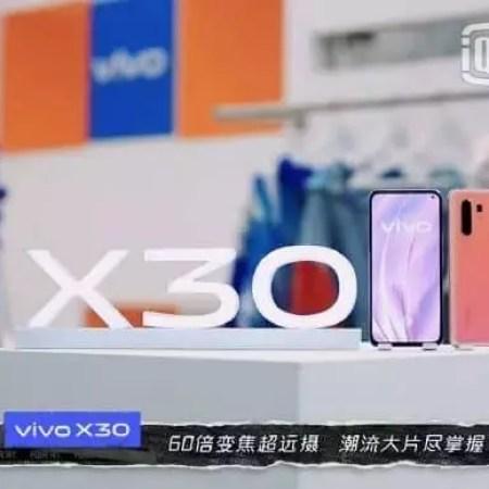 Beberapa Hari Lagi Diluncurkan, Vivo X30 Pro Muncul di Master Lu Benchmark
