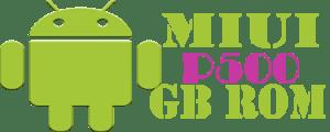 MIUI LG P500 ROM e1333268030154 - Home