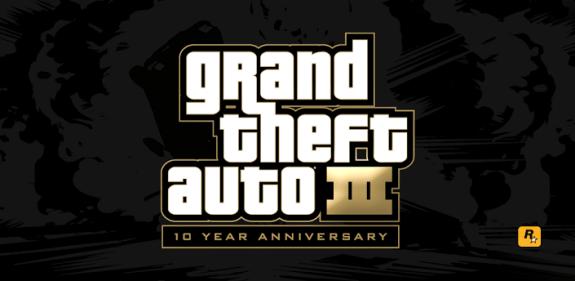 Grand Theft Auto III 10 Year Anniversary