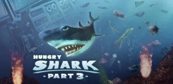 Hungry Shark - Part 3