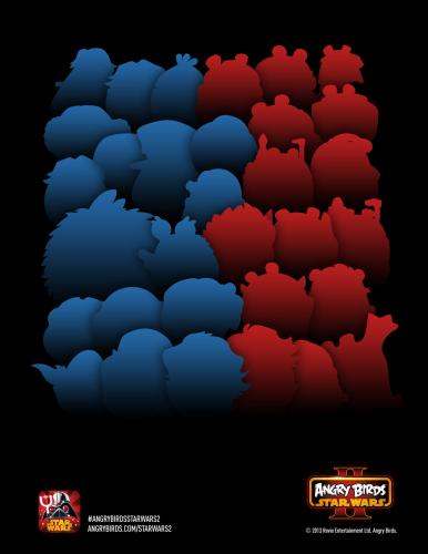 Angry Birds Star Wars II - 30 Characters