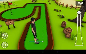 MiniGolfGame3D Male Player