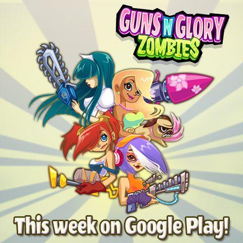 Guns N Glory Zombies