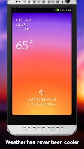 Solar Weather UI