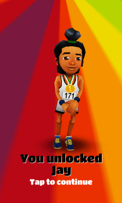Subway Surfers Mumbai Unlocked Jay