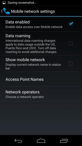 Punit Soni Motorola X1 Screenshot