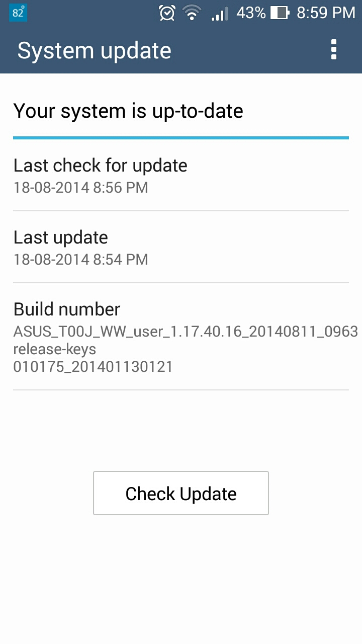 ASUS Zenfone 5 Gets OTG Support Via System Update
