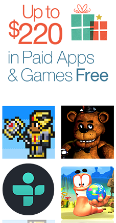 Amazon Appstore Christmas 2014 Paid Apps and Games Giveaway