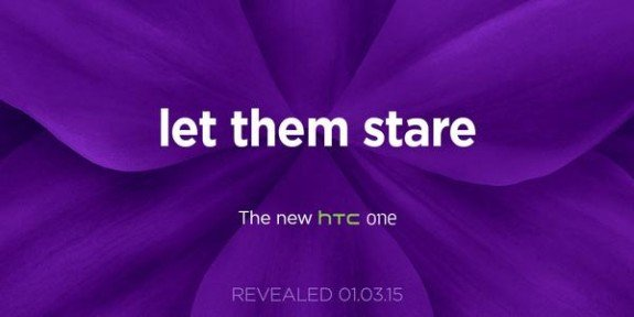 Htc one m9 2015 let them stare