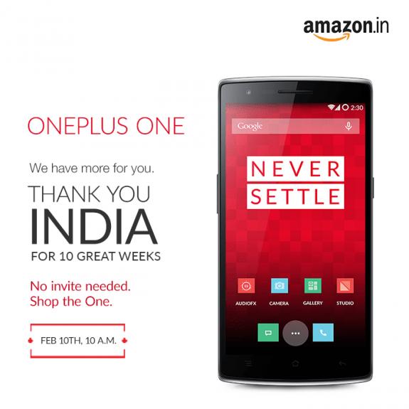 OnePlus One India