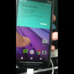 Moto g3 2015 leaked front a