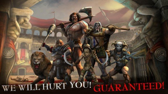 I-Gladiator-Free-Android