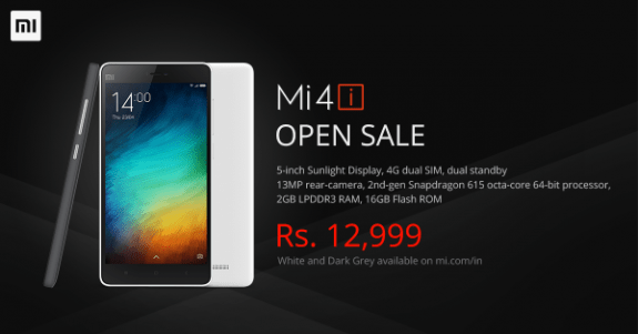 Xiaomi-Mi4i-OpenSale