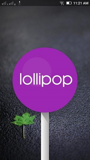 A6000 Lollipop update