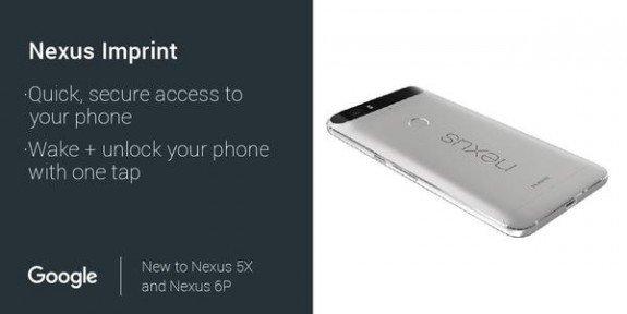 Nexus Imprint Fingerprint Unlock