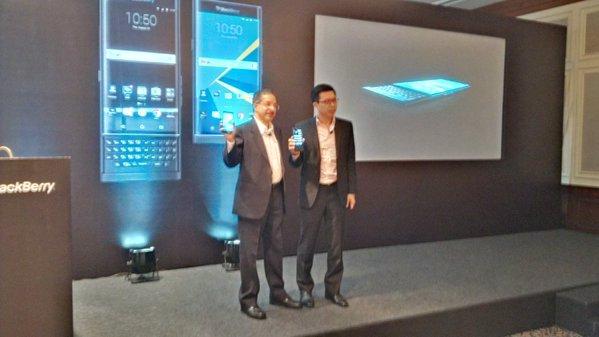 BlackBerry PRIV India