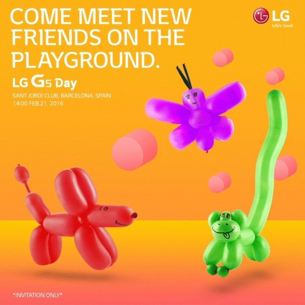 LG G5 launch day