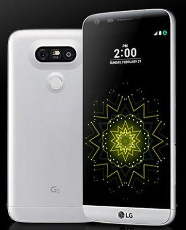 LG G5 press render