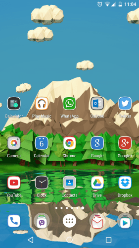 Squircle icon pack android