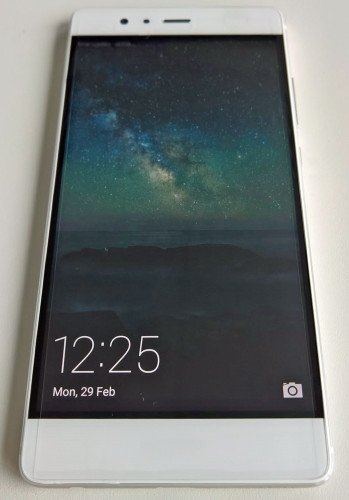 Huawei P9 leak display