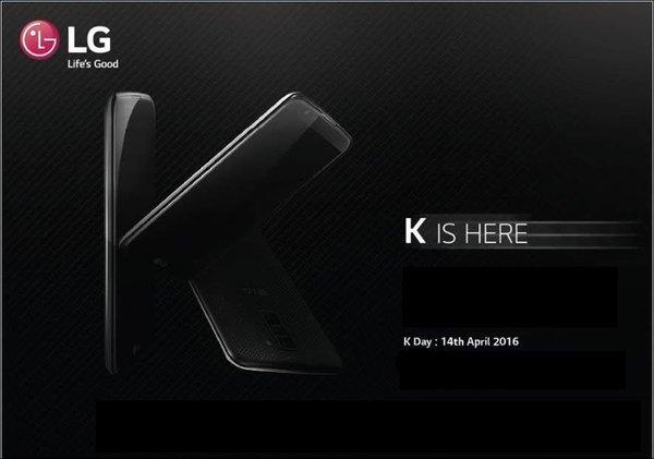 LG K Series India
