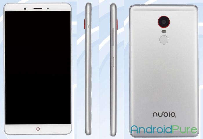 ZTE Nubia X8 NX523J