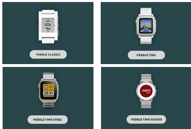 Pebble Amazon India