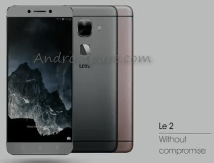 "LeEco Le 2 with 5.5"" 1080p Display, Snapdragon 652, 3GB ..."