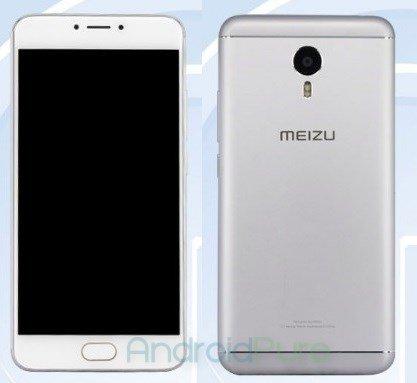 Meizu Metal 2