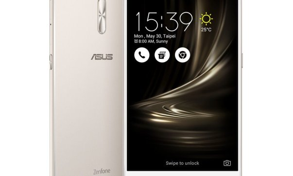 ASUS Zenfone 3 Ultra front and back panel - Asus Zenfone 3 Price dropped, now available starting INR 17,999