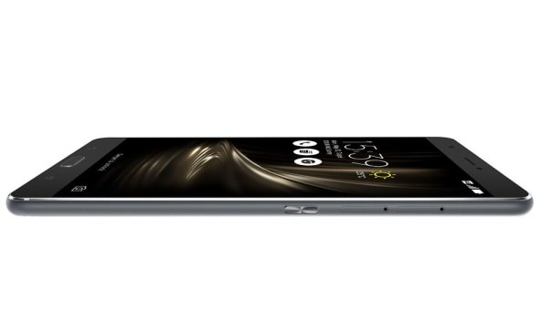 ASUS Zenfone 3 Ultra side panel - Asus Zenfone 3 Price dropped, now available starting INR 17,999