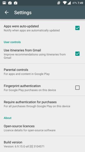Redmi Note 3 CM 13 fingerprint