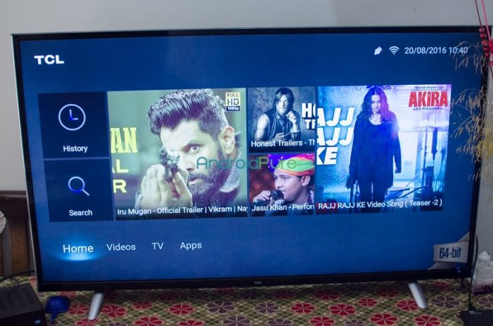 TCL L43P1US 43 Ultra HD TV 1 - TCL L43P1US (43 inch) UltraHD Smart TV Review