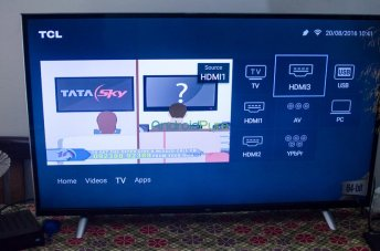 TCL L43P1US 43 Ultra HD TV 2 - TCL L43P1US (43 inch) UltraHD Smart TV Review