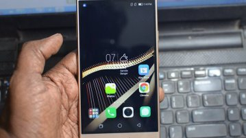 DSC 2232 Coolpad Mega 2.5D - Coolpad Mega 2.5D Review : Great build, Front shooter yet low on performance