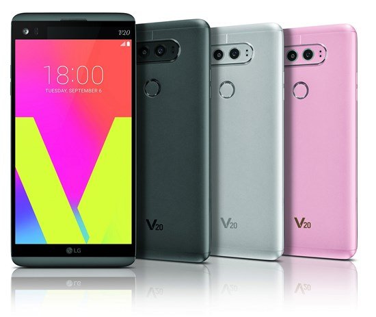 LG V20 official 3 LG V30 to feature Snapdragon 835, 6 GB RAM, Dual cameras at front and back 1