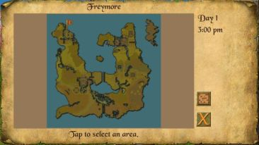 The Quest Map 2 - The Quest RPG is now available for Android devices, and here is our mini review of the game