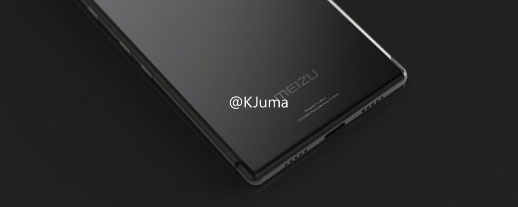 Meizu Pro 7e - Alleged Meizu Pro 7 images with Borderless display leak