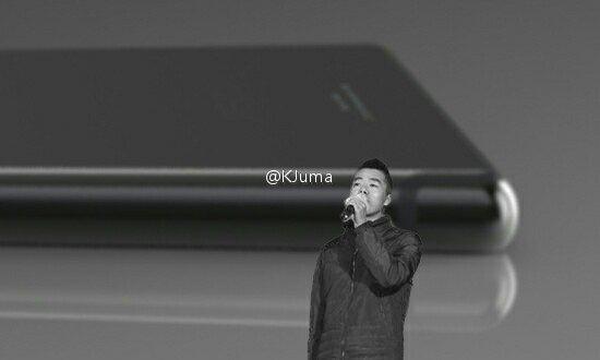 Meizu Pro 7f - Alleged Meizu Pro 7 images with Borderless display leak