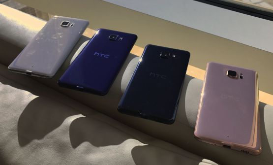 HTC U Ultra d - Alleged HTC U Ultra real images leak ahead of official launch